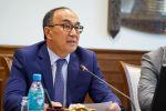 Лев Гумилев атындағы Еуразия ұлттық университетінің ректоры Ерлан Сыдықов