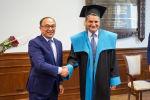 Председатель Коллегии Евразийской экономической комиссии Тигран Саркисян стал почетным профессором ЕНУ им. Л.Гумилева
