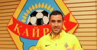 Голкипер ФК Кайрат Давид Лория