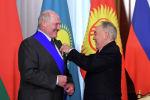 Первый Президент Казахстана Нурсултан Назарбаев встретился с президентом Республики Беларусь Александром Лукашенко