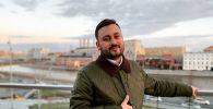 Шеф-редактор Sputnik Литва Марат Касем, архивное фото