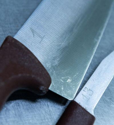 Ножи, иллюстративное фото