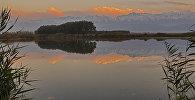 Озеро в Алматы