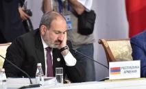 Армения премьер-министрі Никол Пашинян