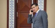 Пресс-секретарь президента Казахстана Берик Уали