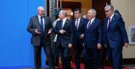 Путин Тоқаев пен Назарбаевты құттықтады