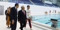 Новый Атлетический центр открылся на территории Назарбаев Университета