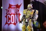 Конкурс косплееров на фестивале Comic Con