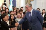 Қасым-Жомарт Тоқаев балалармен кездесті