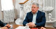 Ресей Федерациясының Қазақстандағы елшісі Алексей Бородавкин