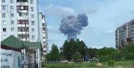 Дзержинсктегі жарылыс