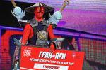 Победитель косплей конкурса на фестивале Comic Con - Владислав Шаман, г. Алматы