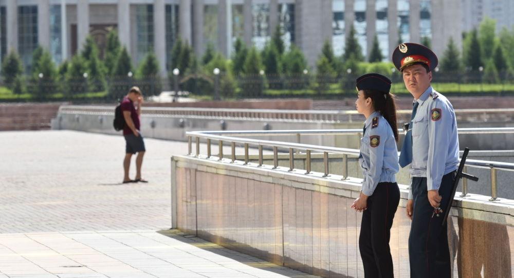 Полиция переходит на усиленный вариант несения службы до 12 июня