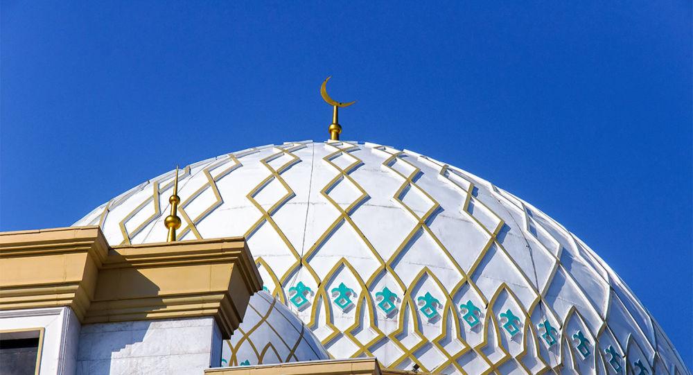 Мечеть Хазрет Султан в Астане