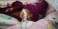 Отделение реанимации и интенсивной терапии новорожденных в Национальном научном центре материнства и детства в Астане