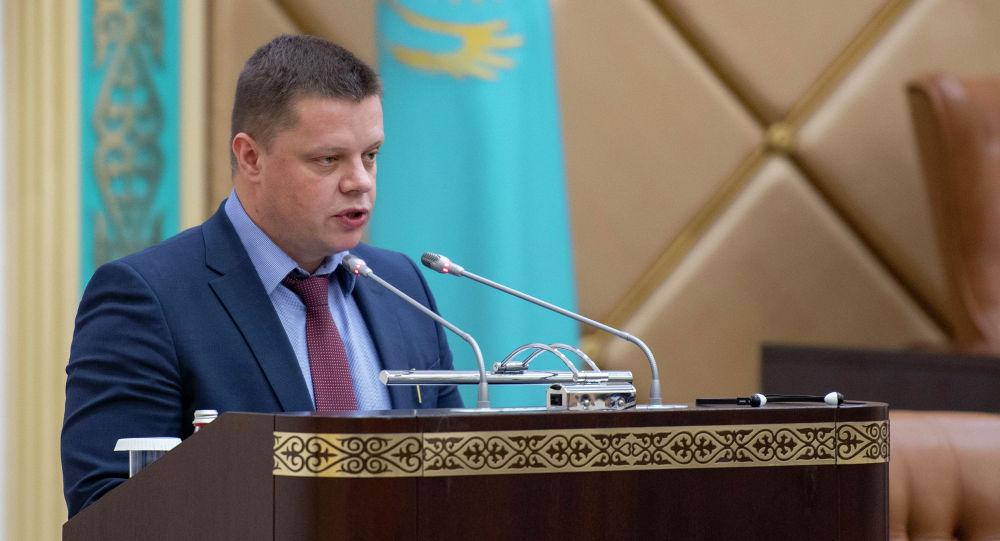 Смоляков Олег Александрович, заместитель Председателя Национального Банка Республики Казахстан