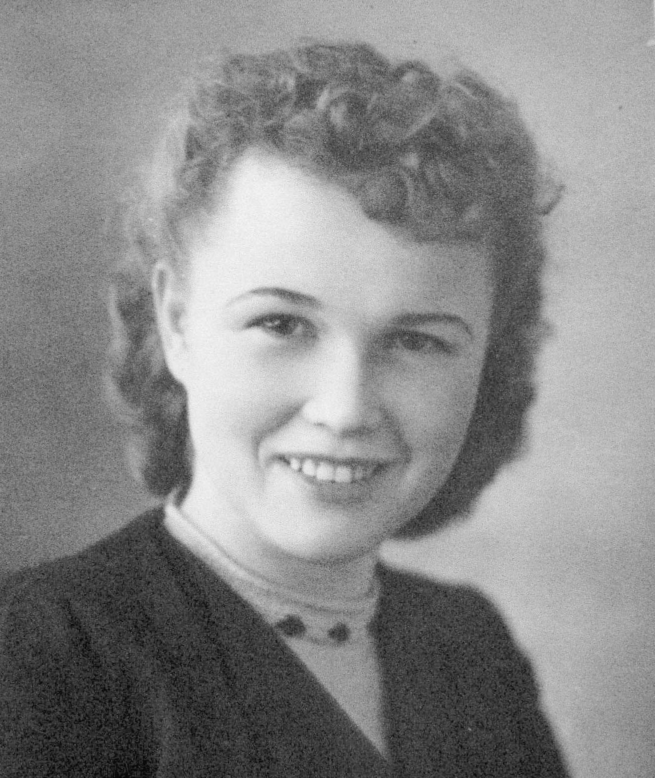 Воронцова В.В., 1950 год