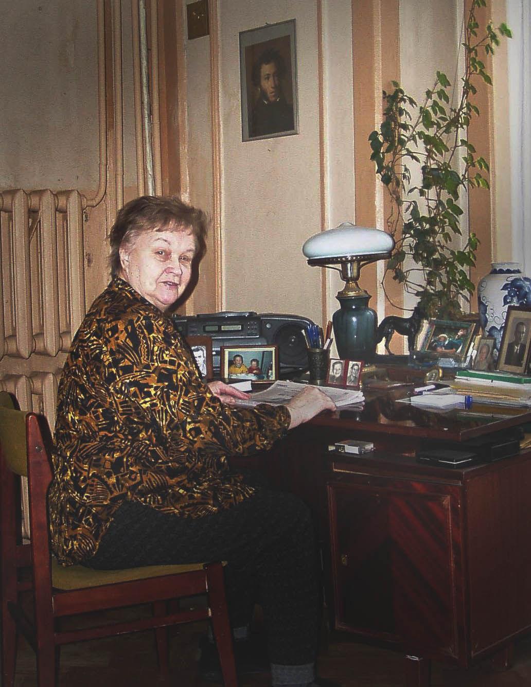 Воронцова-Сванидзе В.В., 2006 год