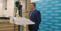 Ресей мемлекеттік думасының депутаты Анатолий Выборный