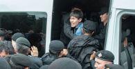 Задержания в Алматы во время митинга, архивное фото
