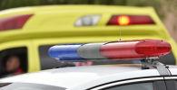 Полиция қызметінің көлігі