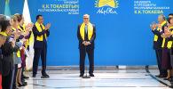 Как прошел день выборов президента Казахстана - видео