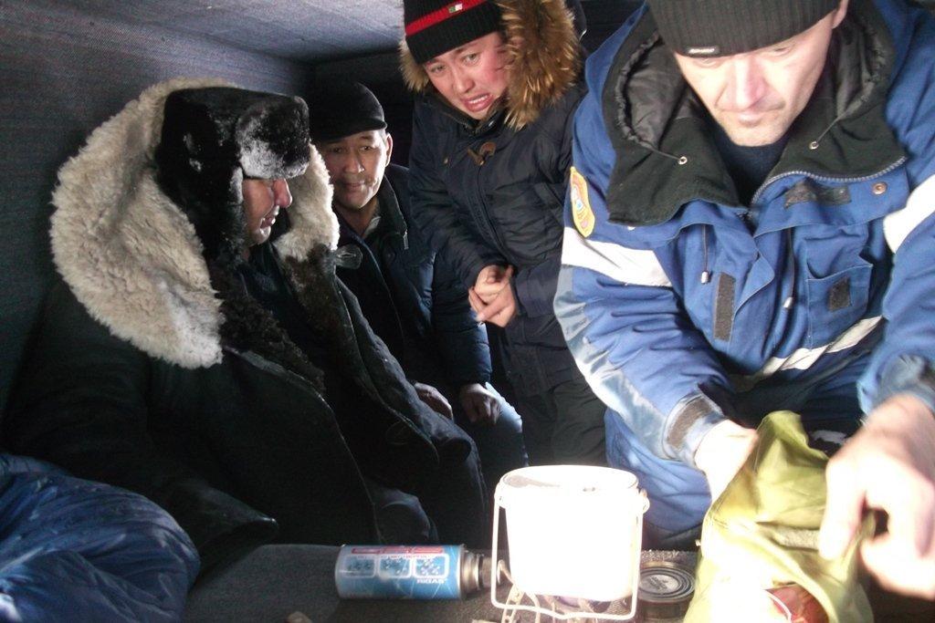 58-летний мужчина обнаружен спасателями после четырех дней поисков в Карагандинской области