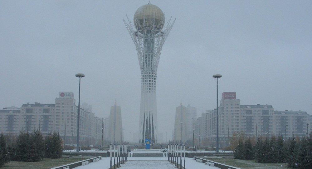 Казахстан сковали сильные морозы