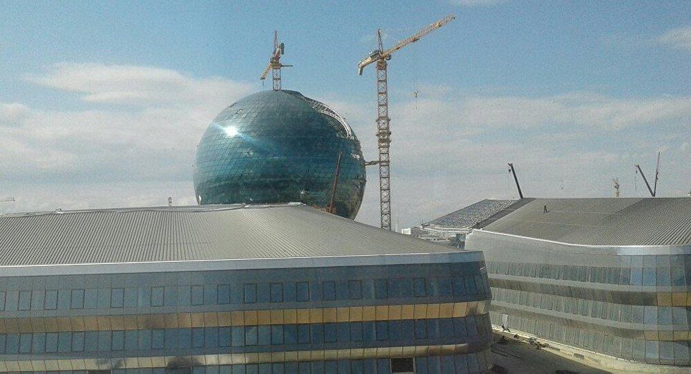 Астанадағы ЭКСПО ғимараты