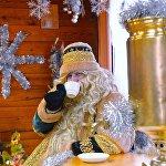 Татарский Дед Мороз Кыш Бабай