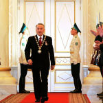 Инаугурация Нурсултана Назарбаева