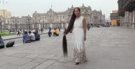 Перуанская Рапунцель  -видео