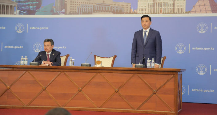 Президент Казахстана Касым-Жомарт Токаев представил нового руководителя столицы активу города