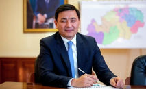 Аким города Нур-Султан Алтай Кульгинов