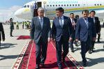 Қасым-Жомарт Тоқаев ШЫҰ саммитіне қатысу үшін Қырғызстанға барды