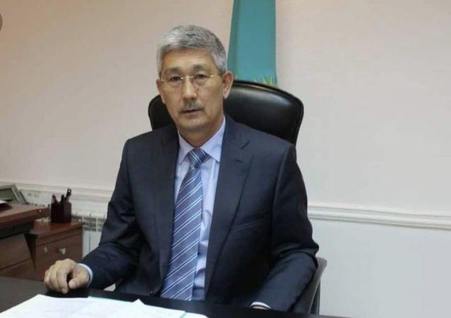 Аким Мангистауской области Серикбай Трумов