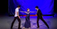 Участники программы Dance, dance, dance международного фестиваля балета Eurasian Dance Festival в Нур-Султане