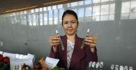 Балнур Кабылбекова, главный ученый секретарь Казахского НИИ  плодоовощеводства