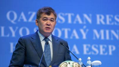 Министр здравоохранения Елжан Биртанов