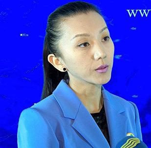 Алуа Саханова
