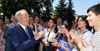 Елбасы Нұрсұлтан Назарбаев