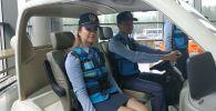 Туристік полиция қызметкерлері