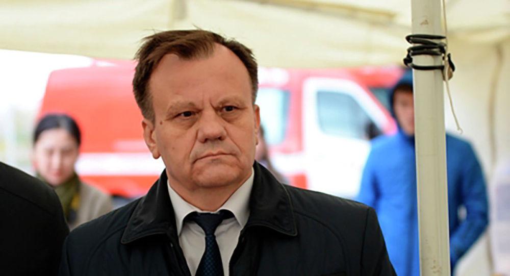 Член комитета по законодательству и судебно-правовой реформе, депутат мажилиса Василий Олейник