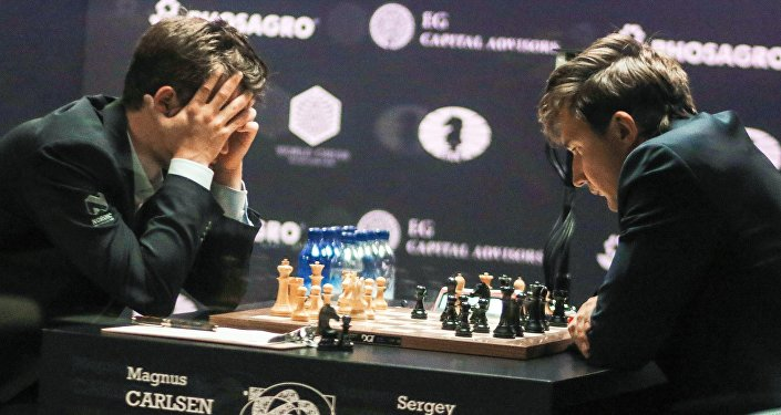 М.Карлсен vs С.Карякин
