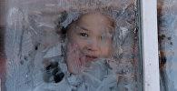 Зимние чабанские стоянки в Республике Тыва