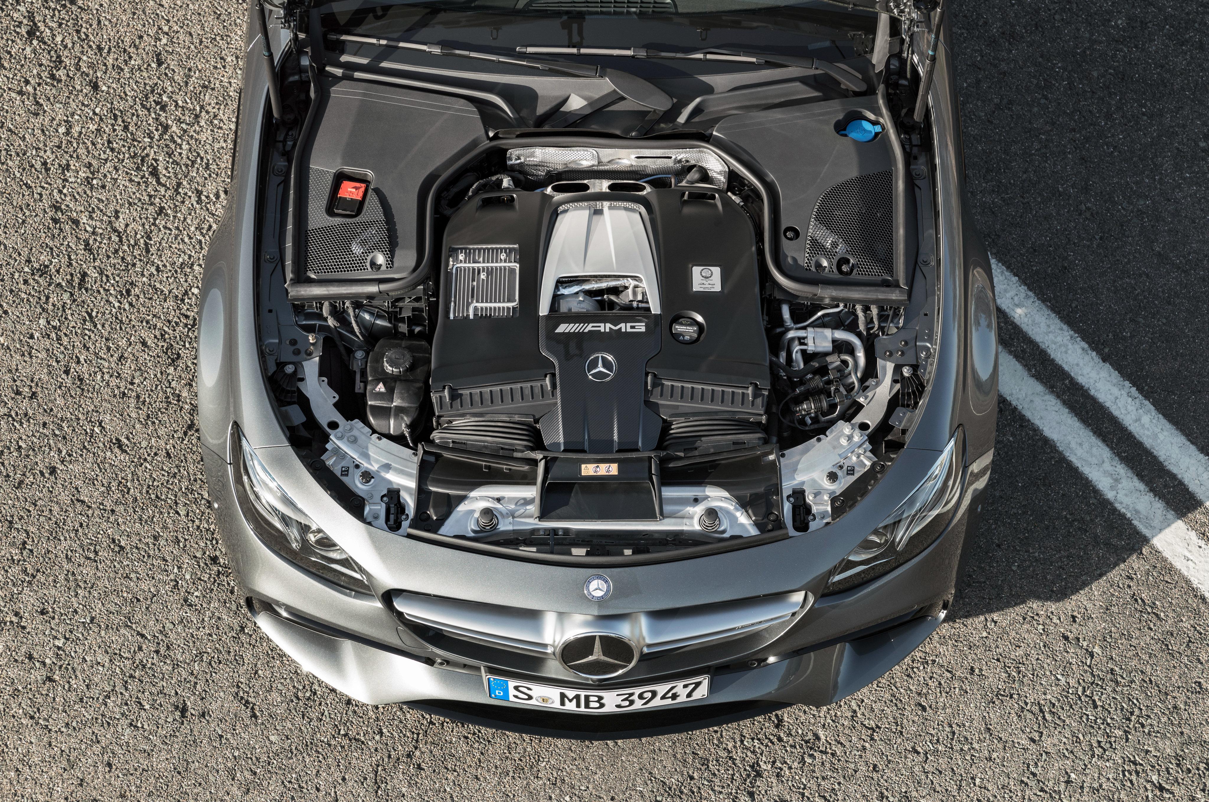 Mercedes-AMG Е63