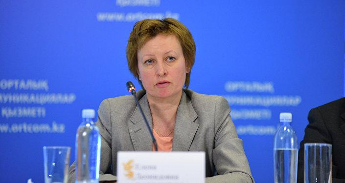 Елена Бахмутова