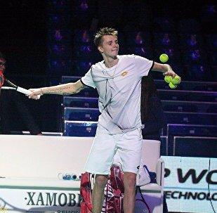 Теннисші Александр Бублик