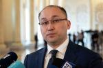 Даурен  Абаев - министр информации и общественного развития Казахстана
