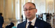 Қазақстан Республикасының ақпарат және қоғамдық даму министрі Дәурен Абаев